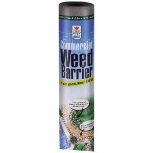 Commercial Weed Barrier 4'X50'