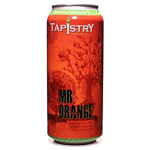 Tapistry Mr. Orange, 4pk cans