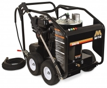 2500 PSI HOT WATER PRESSURE WASHER