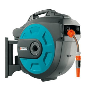 Hose Reel Auto Roll-Up 15 & 35 Meter