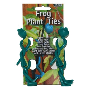 Frog Plant Ties