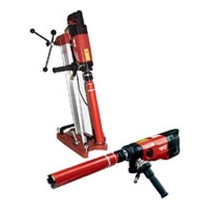 Hilti Core Drill with Stand