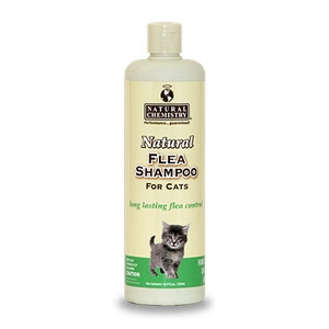 Natural Chemistry® Flea Shampoo for Cats 16.9 Oz.