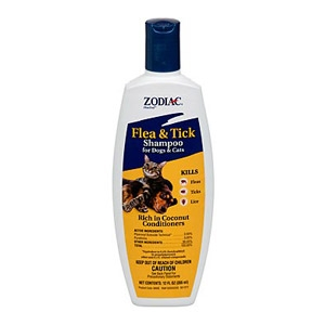 Zodiac® Flea & Tick Shampoo for Cats