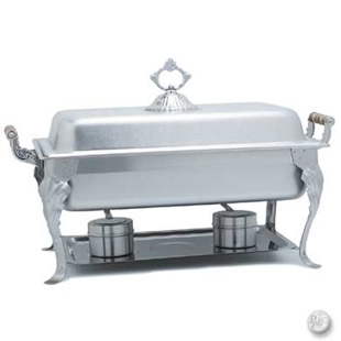 Chaffer, 8 Qt. Stainless Steel Colonial