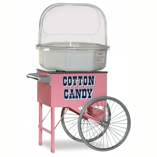 Cotton Candy Machine (with cart and dome)