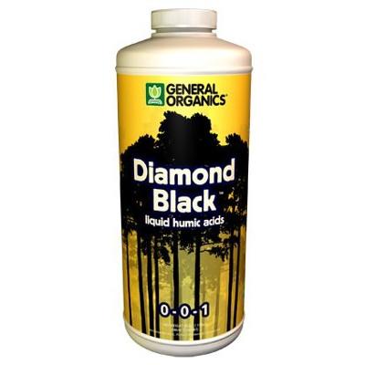GenHydro Diamond Black