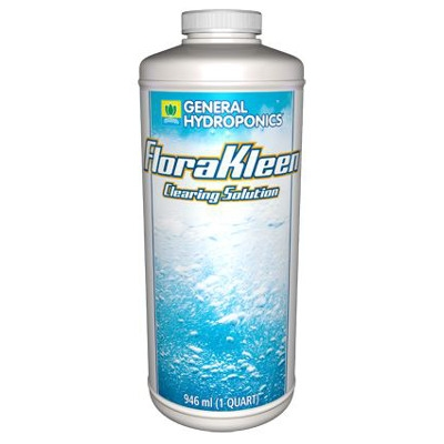 GenHydro FloraKleen Mineral Salt Cleaning Solution