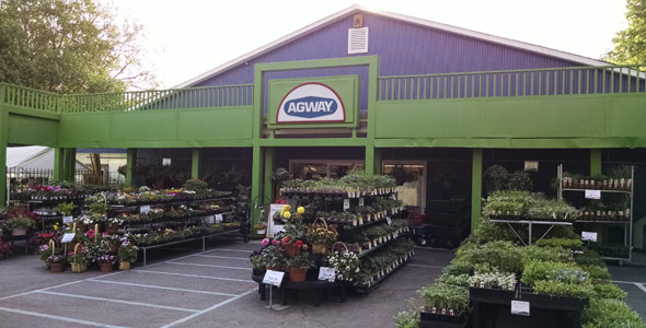 Claverack Agway Store Front
