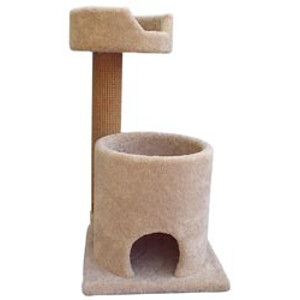 Wade's Cat Tree House C1B1