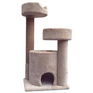 Wade's Cat Tree House C1B2
