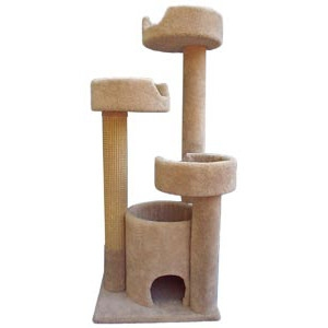 Wade's Cat Tree House C1B3
