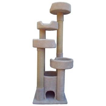 Wade's Cat Tree House C1B4