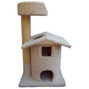 Wade's Cat Tree House Mini Wishing Well