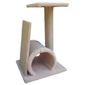 Wade's Cat Tree House STVPD