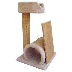 Wade's Cat Tree House STVPB