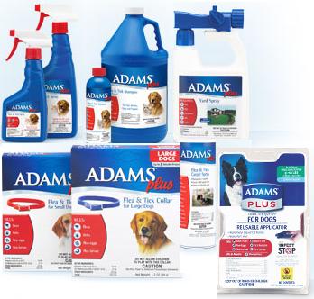 Adams™ Plus Flea & Tick