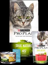 Purina® Pro Plan® TRUE NATURE® Cat Food and Treats
