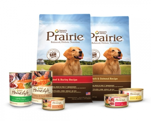 Praire Pet Food and Treats