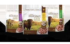 Instinct Frozen Raw Pet Food