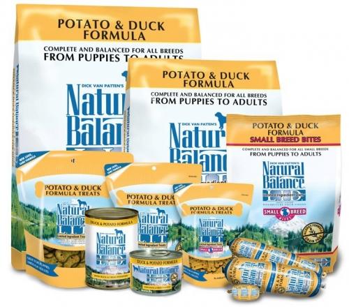 Natural Balance Pet Food and Treats