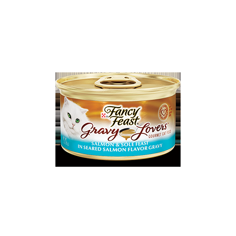 Fancy Feast® Gravy Lovers™ Cat Food