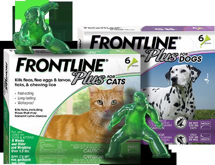Frontline® Plus Flea & Tick Products