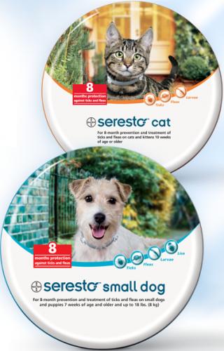 Seresto® Flea & Tick Collars