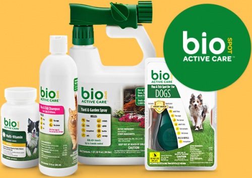 Bio Spot Active Care™ Products