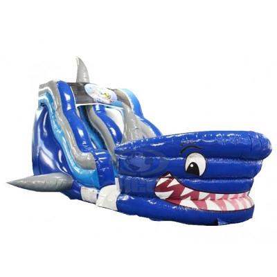 HEC Worldwide Shark Tank Wet/Dry Slide