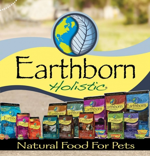Earthborn Holistic® Dog and Cat Food and Treats