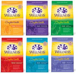 Wellness® Complete Health Dog Food