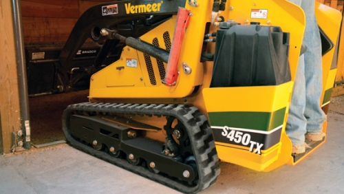Vermeer Mini Skid Steer