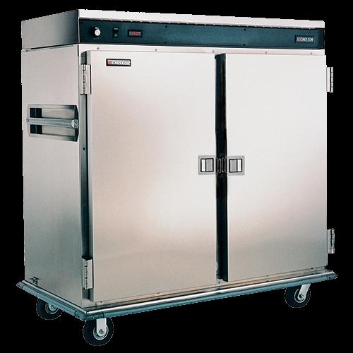 Cres Cor Heated Banquet Cart