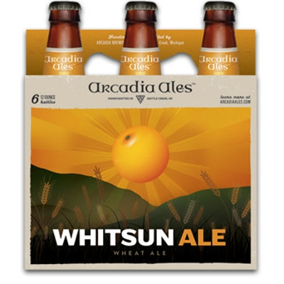 Arcadia Ales' Whitsun Wheat Ale