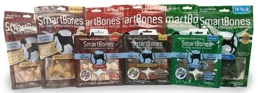 Pet Matrix SmartBones Peanut Butter Large 3 Pk.