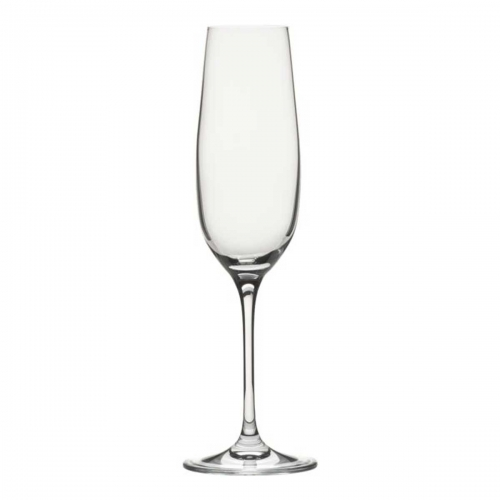 GLASS, FLUTE CHAMPAIGNE 6.5OZ GLASS