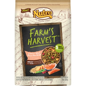 FARM'S HARVEST™ ADULT DOG FOOD SALMON & WHOLE BROWN RICE RECIPE