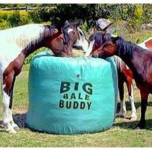 Big Bale Buddy Round Bale Feeder
