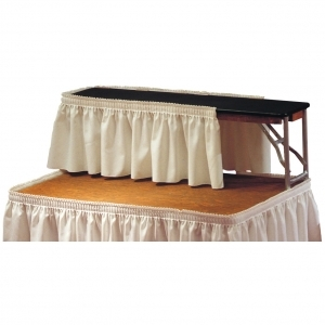 Bar, 6' Portable w/Skirt