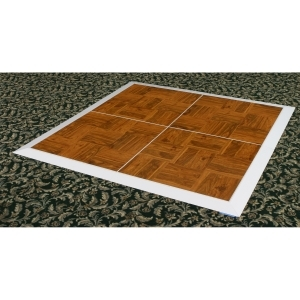 Dance Floor - Wood Grain Vinyl
