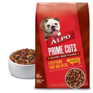 Alpo Prime Cuts Dry Dog Food