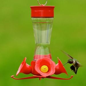 Perky-Pet® Waist Glass Hummingbird Feeder