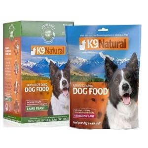 K9 Naturals Raw Dog Food