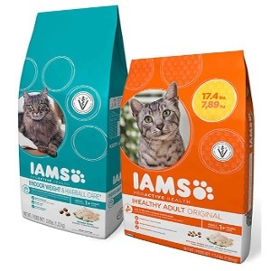 Iam's Cat Food
