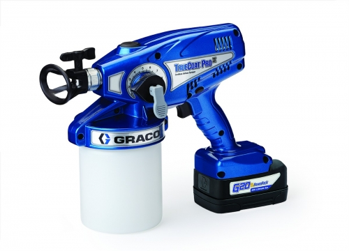 Graco© TrueCoat® Pro II Cordless Handheld Airless Sprayer