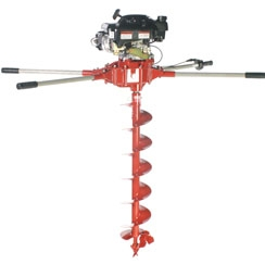 General Equipment M330H Two Man Auger