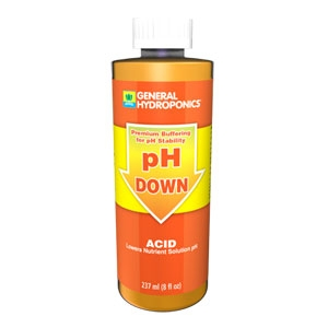 pH Down Acid-8oz
