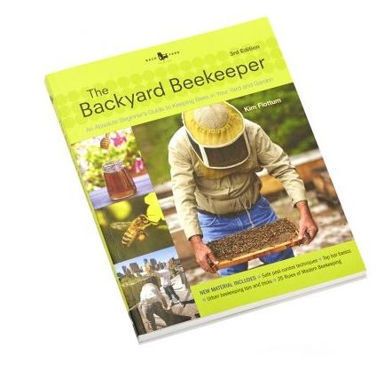 The Backyard Beekeeper Book