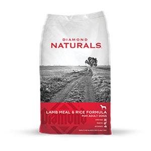 Diamond Naturals Lamb Meal & Rice Adult Dog Formula